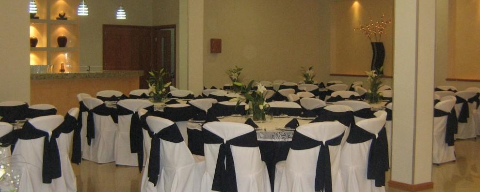 En Klariz eventos tenemos capacidad para eventos desde 50 personas